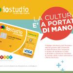"""Sprescia partner di """"IoStudio – La Carta dello Studente"""""""