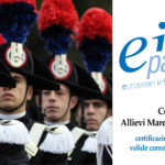 """EIPASS valido per il concorso """"Allievi Marescialli Carabinieri"""""""