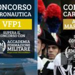 Corsi di preparazione per Allievi Marescialli e VFP1 Aeronautica Militare