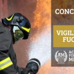 Concorso Vigili del Fuoco. Corso di preparazione AFM
