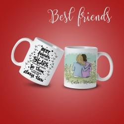 "Tazza ""Best friends"""