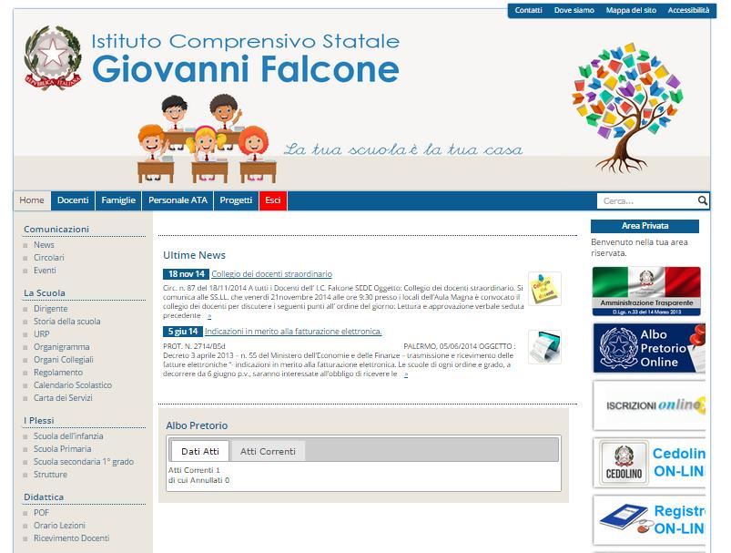 """ICS """"Giovanni Falcone"""""""