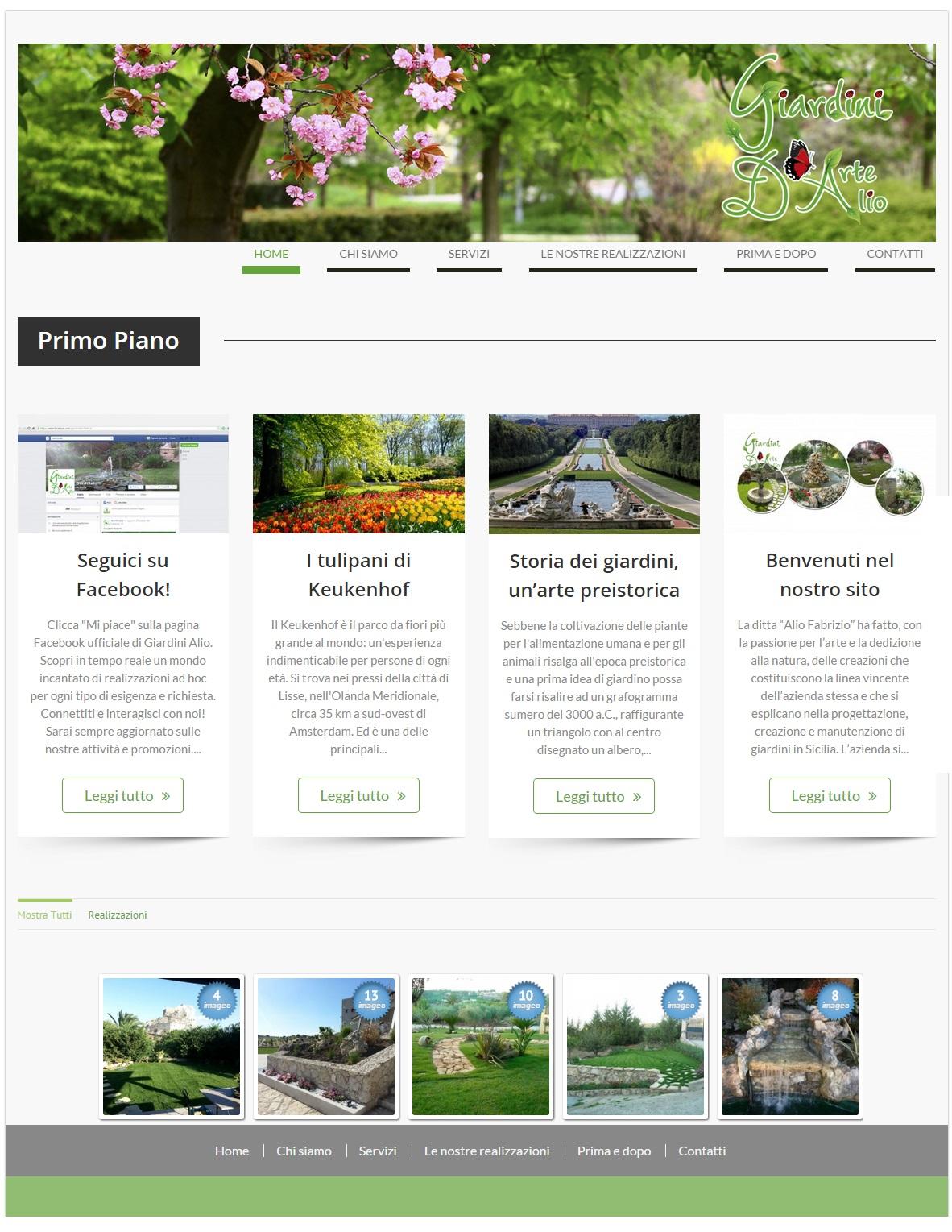 Giardini d'Arte Alio